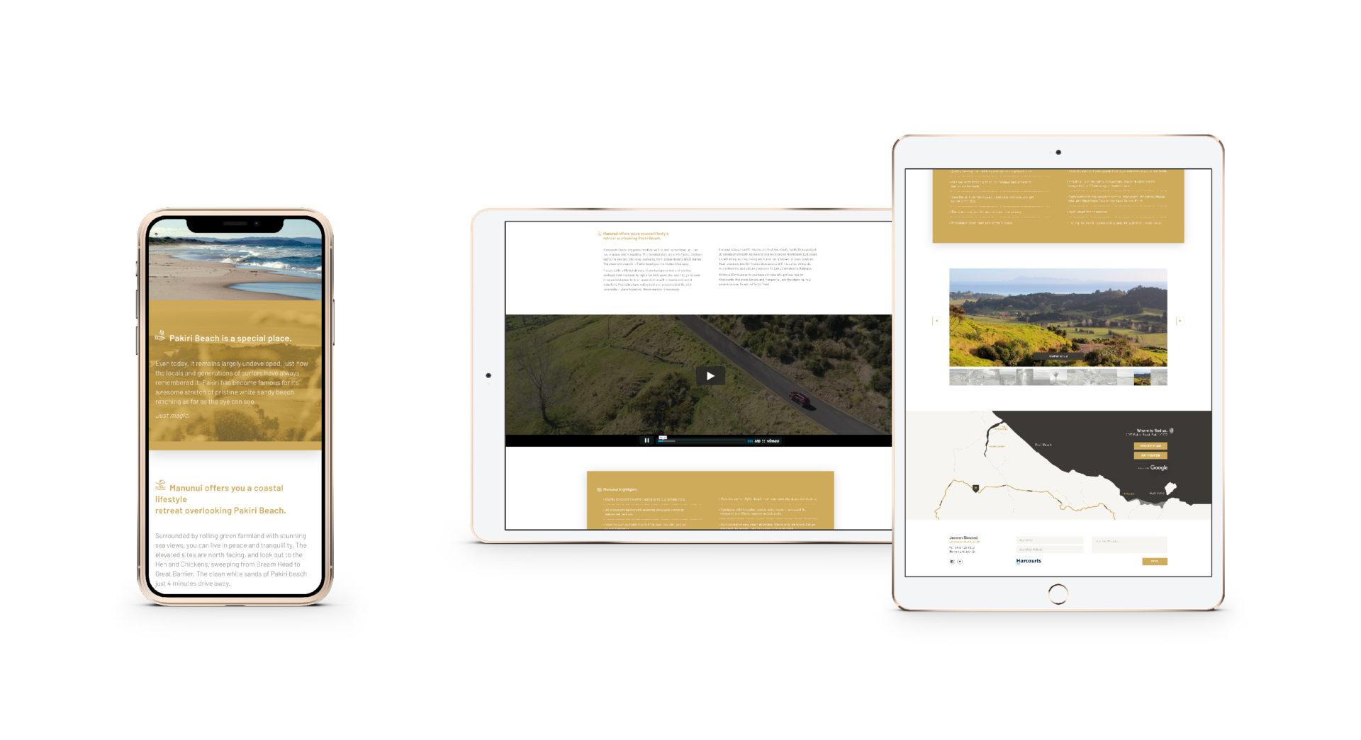 manunui app tablet mobile